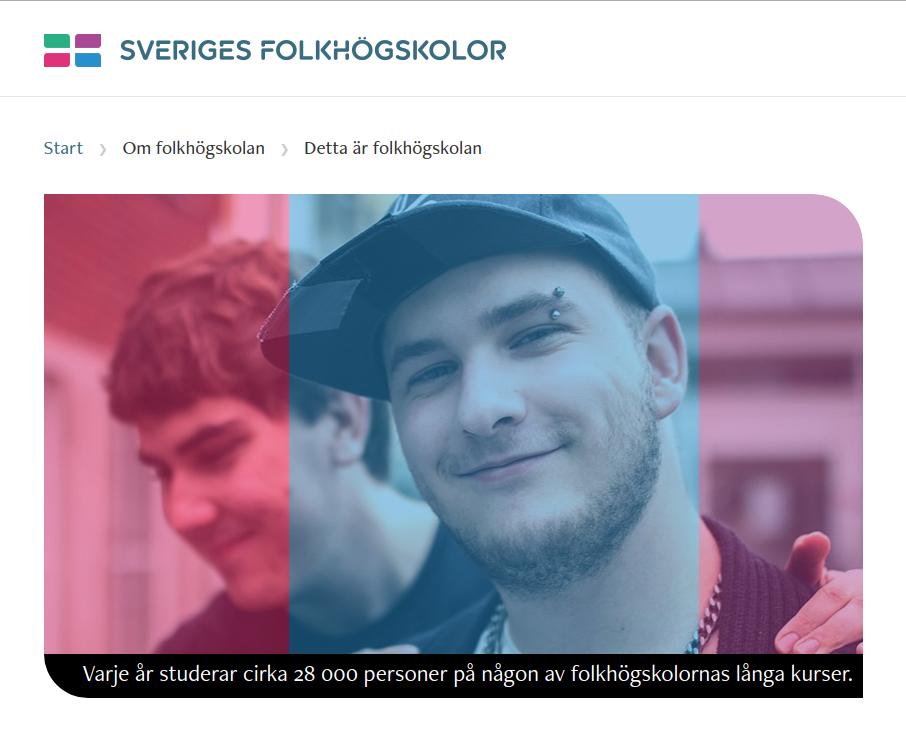 Sveriges Folkhögskolor