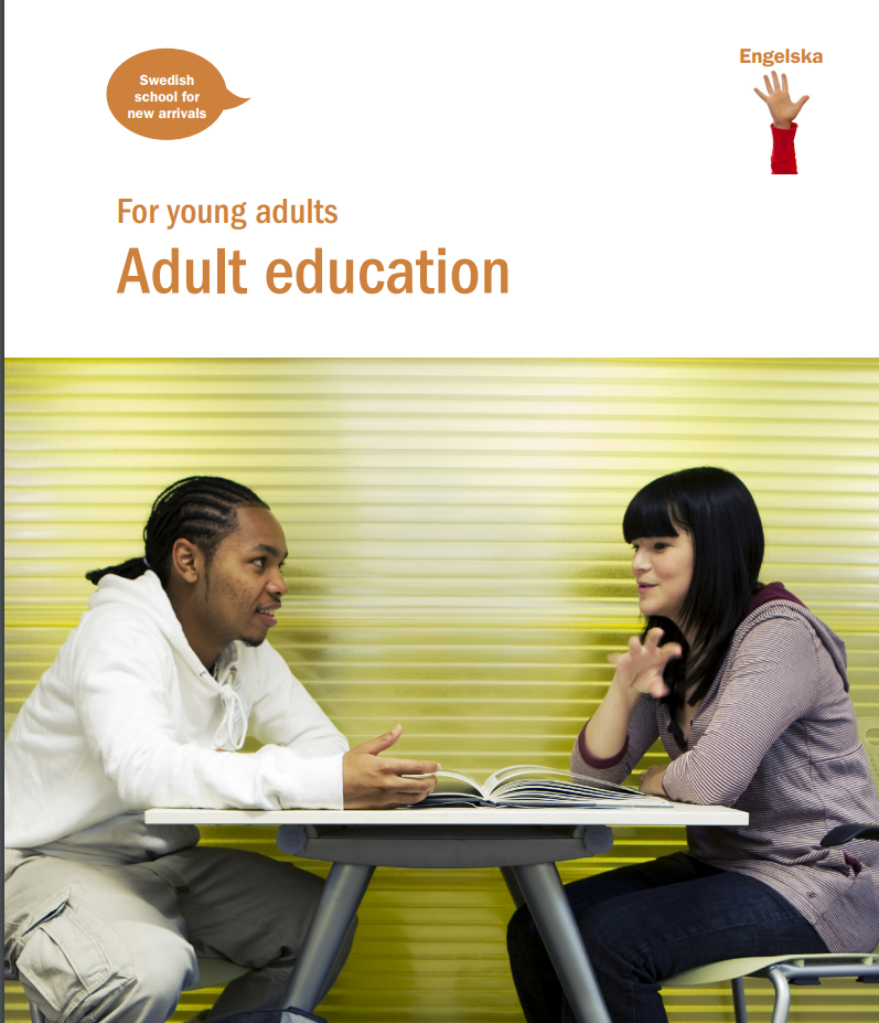 More information on adult education in Sweden